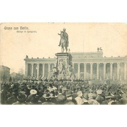 BERLIN. Mittags im Lustgarten vers 1900