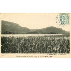 39 EXCURSION AU HERISSON. Lac de la Motte d'Ilay 1906