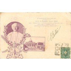 ROMA. S.S il Pontefice Leone XIII en 1900