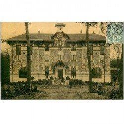carte postale ancienne 95 ARGENTEUIL. Val Notre Dame la Maison familliale 1907 papier glacé