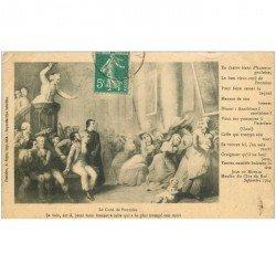 carte postale ancienne 95 PONTOISE. Le Curé