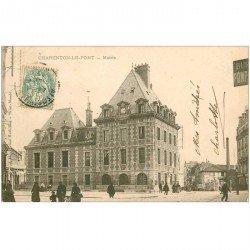 carte postale ancienne 94 CHARENTON LE PONT. La Mairie 1903
