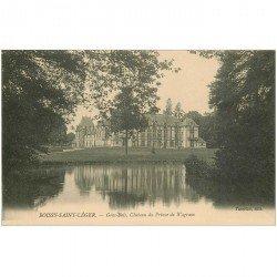 carte postale ancienne 94 BOISSY SAINT LEGER. Gros Bois Château du Prince de Wagram bis