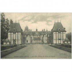 carte postale ancienne 94 BOISSY SAINT LEGER. Gros Bois Château du Prince de Wagram