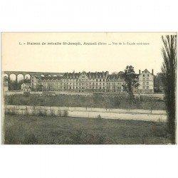 carte postale ancienne 94 ARCUEIL. Maison de Retraite Saint Joseph