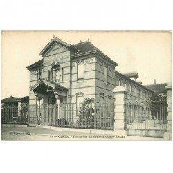 carte postale ancienne 92 CLICHY. Fondation du Général Comte Roguet