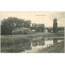 carte postale ancienne 92 CHAVILLE. Le Bois