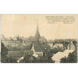 carte postale ancienne 02 NOTRE-DAME-DE-LIESSE. Vue générale