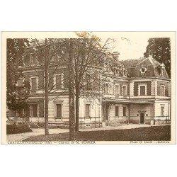 carte postale ancienne 01 Chatillon-la-Palud. Château de Ferrier