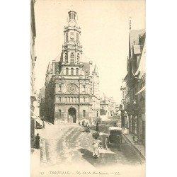 carte postale ancienne 14 TROUVILLE. Eglise Notre-Dame de Bon-Secours