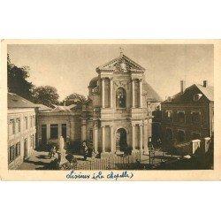 carte postale ancienne 14 LISIEUX. Chapelle des Carmélites