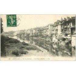 carte postale ancienne 15 AURILLAC. Le Vieux 1912
