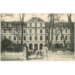 carte postale ancienne 16 COGNAC. Collège devenu Hôpital Militaire