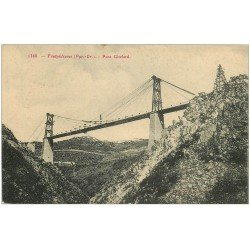 carte postale ancienne 66 FONTPREDOUSE. Pont Gisclard