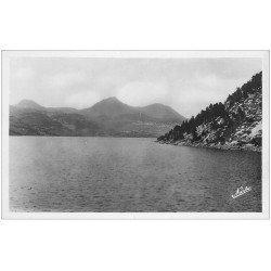 carte postale ancienne 66 LES BOUILLOUSSES. Pic du Carlitte. Carte photo