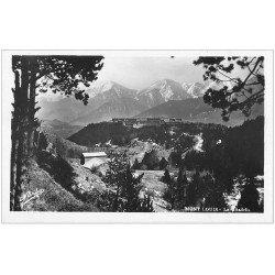 carte postale ancienne 66 MONT-LOUIS. La Citadelle. Carte photo