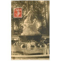 carte postale ancienne 66 PERPIGNAN. Fontaine Monumentale 1913