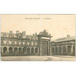 carte postale ancienne 63 CLERMONT-FERRAND. L'Académie vers 1900