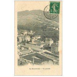carte postale ancienne 63 LA BOURBOULE. Vue générale 1913