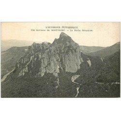 carte postale ancienne 63 LA ROCHE SANADOIRE