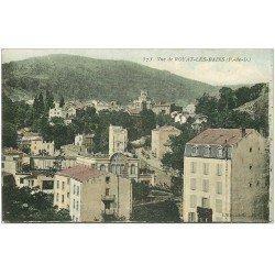 carte postale ancienne 63 ROYAT. Etablissement Chocolat 1907