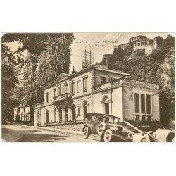 carte postale ancienne 63 ROYAT. La Poste 1923