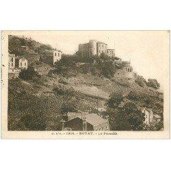 carte postale ancienne 63 ROYAT. Le Paradis 1934