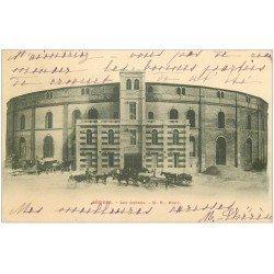 carte postale ancienne 34 BEZIERS. Les Arènes 1903