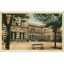 carte postale ancienne 34 LUNEL. Ecole des Filles