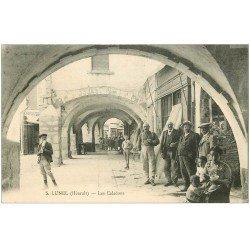 carte postale ancienne 34 LUNEL. Les Caladons 1917