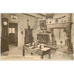 carte postale ancienne 03 BOURBONNAIS. Habitation