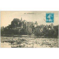 carte postale ancienne 46 CARENNAC. Vue 1925