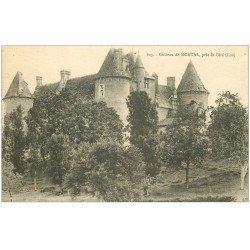 carte postale ancienne 46 CHATEAU DE MONTAL. n°603