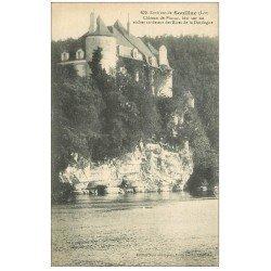 carte postale ancienne 46 CHATEAU DE PINSAC