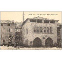 carte postale ancienne 46 FIGEAC. Hôtel de la Monnaie