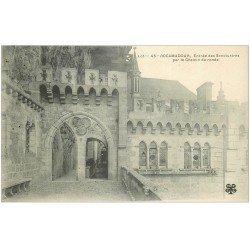 carte postale ancienne 46 ROCAMADOUR. Chemin des Sanctuaires