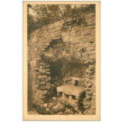 carte postale ancienne 17 BROUAGE. Chapelle dans la Muraille. Aunis et Saintonge. Edition Etourneau