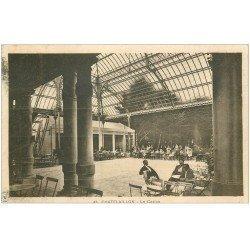 carte postale ancienne 17 CHATELAILLON. Le Personnel du Casino 1932. La Verrière