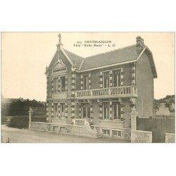 carte postale ancienne 17 CHATELAILLON. Villa Stella Marie ou MARIS