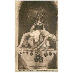 carte postale ancienne 17 CROIX-GENTE. Notre-Dame-de-Pitié