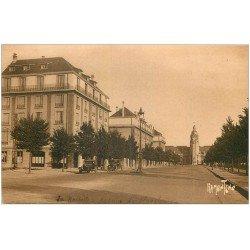 carte postale ancienne 17 LA ROCHELLE. Avenue de Strasbourg