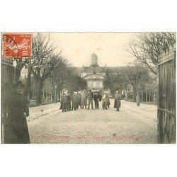 carte postale ancienne 17 ROCHEFORT-SUR-MER. Hôpital Maritime 1911