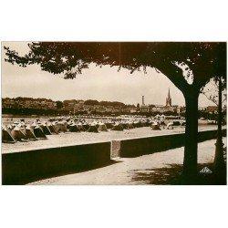 carte postale ancienne 17 ROYAN. Carte Photo. Grande Conche