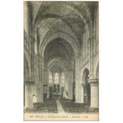 carte postale ancienne 17 ROYAN. Eglise Notre-Dame 1918