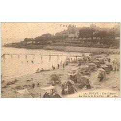 carte postale ancienne 17 ROYAN. La Conche de Foncillon 1918