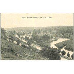 carte postale ancienne 18 BRUERE-ALLICHAMPS. La Vallée du Cher