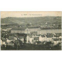 carte postale ancienne 19 BRIVE. Les Casernes 1919