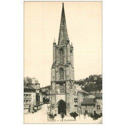 carte postale ancienne 19 TULLE. La Cathédrale