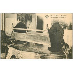 carte postale ancienne 20 AJACCIO. Le Berceau de Napoléon Ier