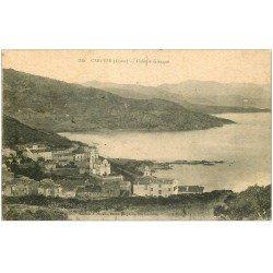 carte postale ancienne 20 CORSE. Cargèse. Colonie Grecque 1914